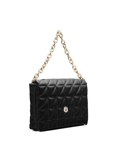 TH Bags   Kadın Çapraz Çanta Th069700  Siyah